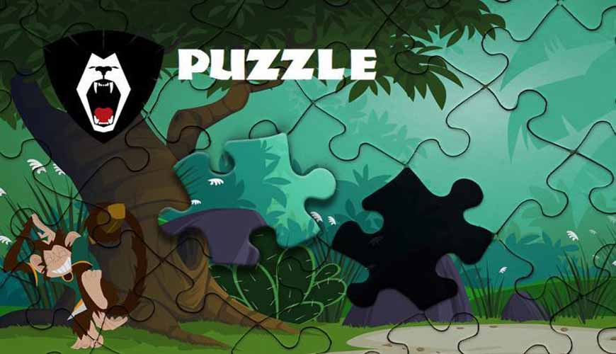 animal rugby cartoon games puzzle